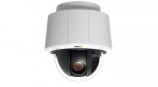 Axis Q6034 PTZ Dome Netowork Camera