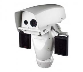 Axis Q8721-E Dual PTZ Network Camera