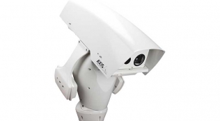 Axis Q8722-E Dual PTZ Network Camera